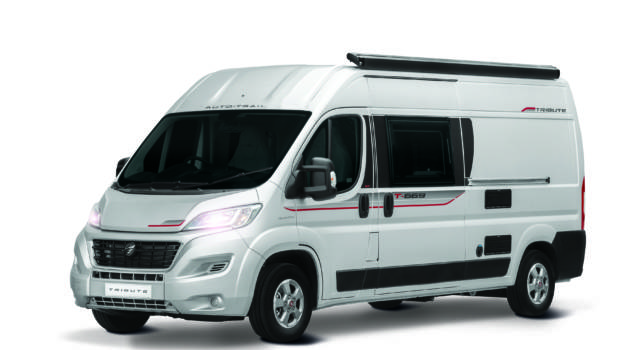 Tribute 669 Campervan for sale 14-16k miles1
