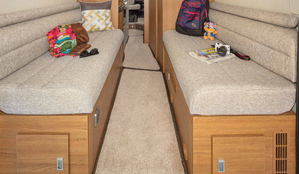 Tribute 669 Campervan for sale 14-16k miles8