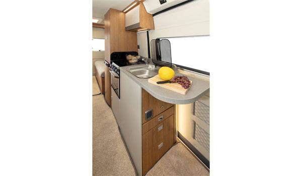 Tribute 669 Campervan for sale 14-16k miles3